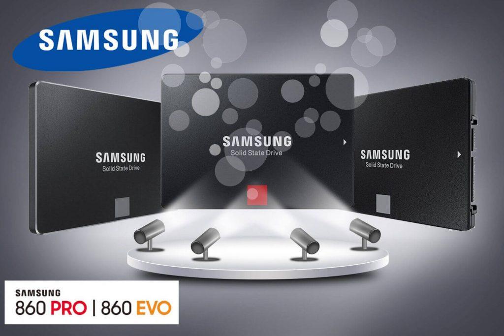 SSD Samsung 860 Evo 250GB 2.5-Inch SATA III MZ-76E250BW