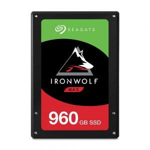 SSD Seagate IronWolf 110 960GB 2.5 Inch SATA III ZA960NM10011