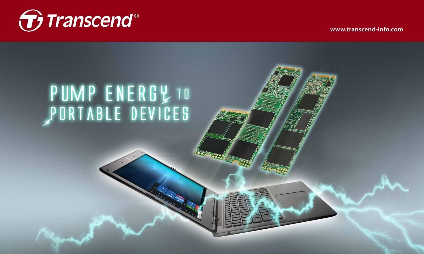 SSD Transcend M.2 2242 SATA III 120GB MTS420S 3D-NAND TS120GMTS420S